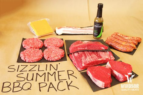 June Sizzlin BBQ Special