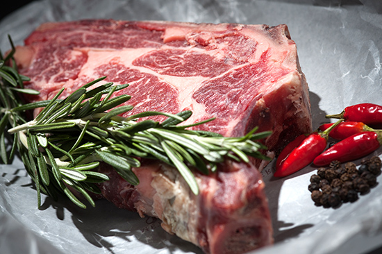 grass fed steaks vancouver
