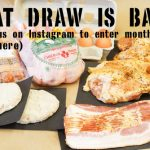 monthly meat draw