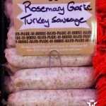 #rosemary #garlic #turkey #sausage